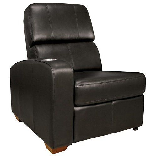Bell O Hts101bk Left Arm Reclining Chair Black Left Arm Reclining Chair Is Typically Used As The First Chair In A Row Quality Leggett Platt Zero Wall Rec Dengan Gambar