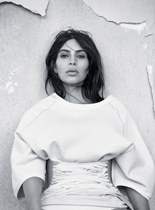 Kim for Vogue Australia - June 2016