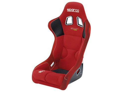 Sparco 00836frs Evo 3 Competition Seat Red Image1 Racing Seats Seat Cover Seating