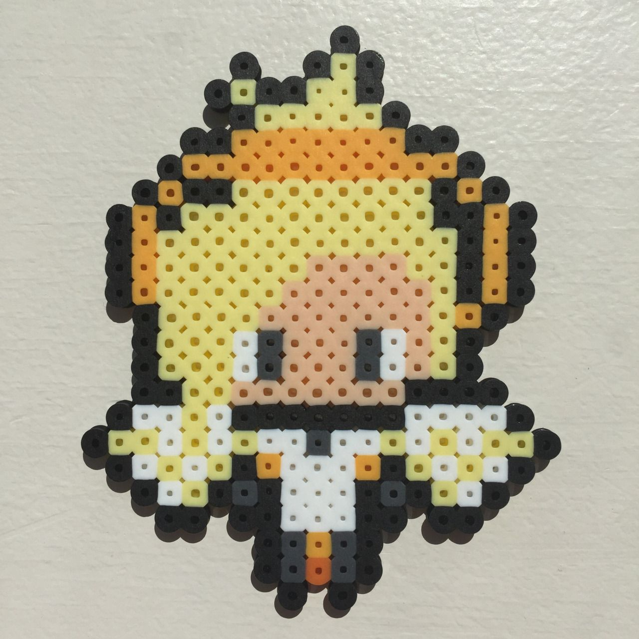 Welcome to the Pixelated Overwatch Spotlight, featuring Mercy. You ...