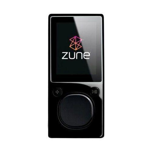 Microsoft Zune 2nd Generation 16 GB Digital Media Player