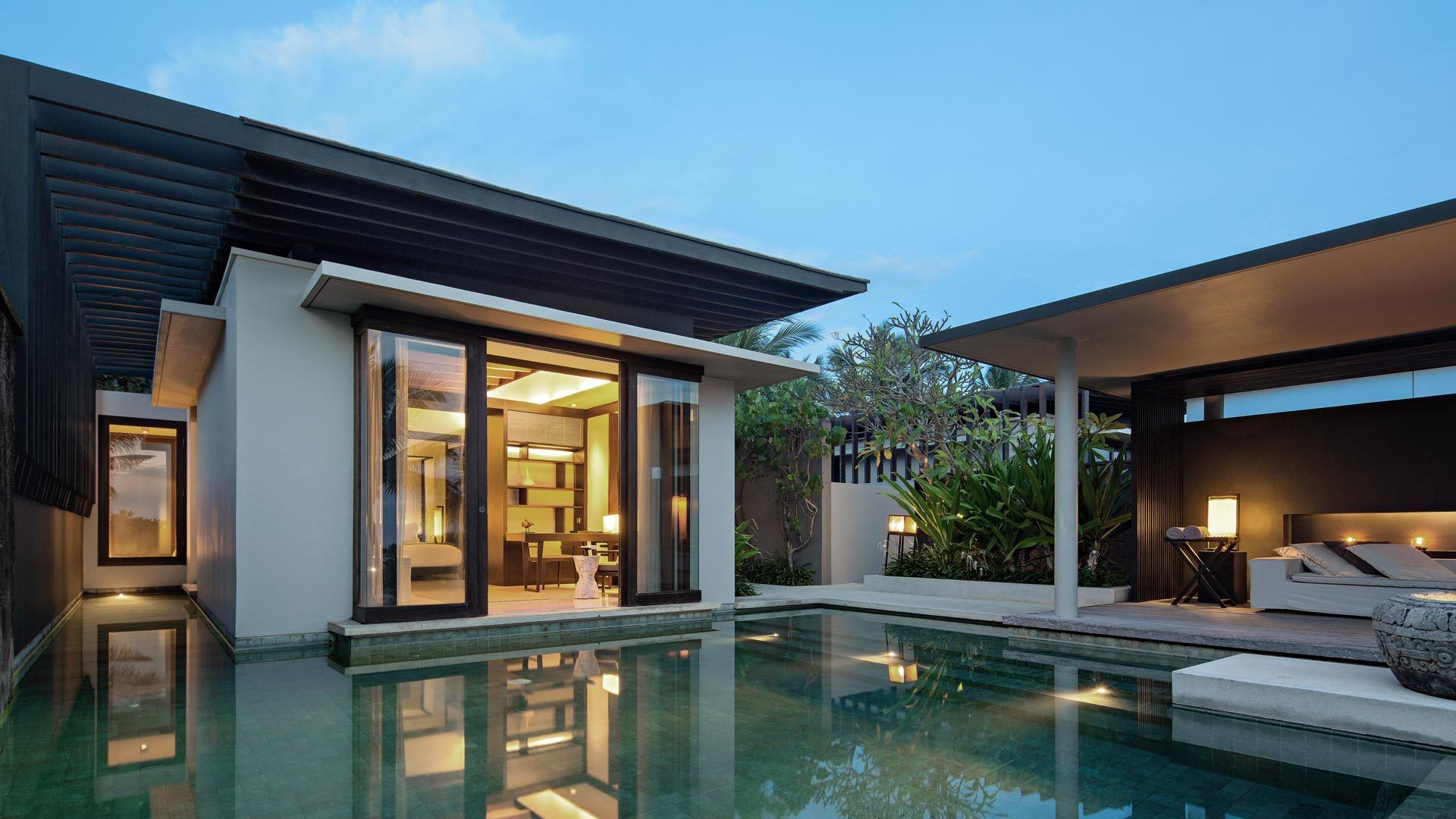 A Modern Bali Resort Thats Inspired by the Local Landscape and