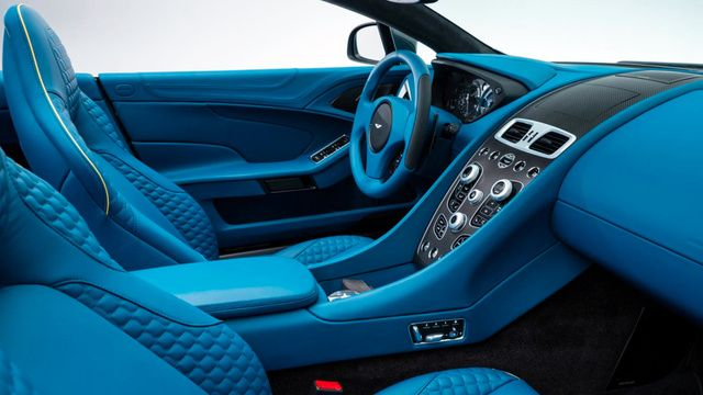 Not Royal Blue But Pretty Blue Car Interior With Images