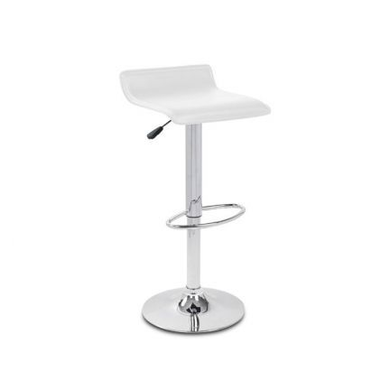 Exclusive Furniture Vashon Bar Stool With Adjustable Height White - Add oodles of style to your home with an exciting range of designer furniture, furnishings, decor items and kitchenware. We promise to deliver best quality products at best prices.