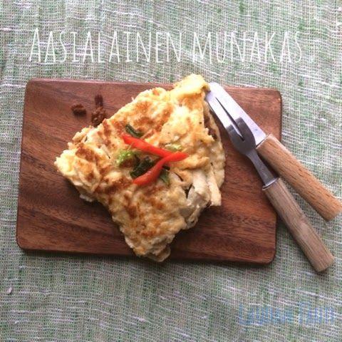 Aasialainen munakas