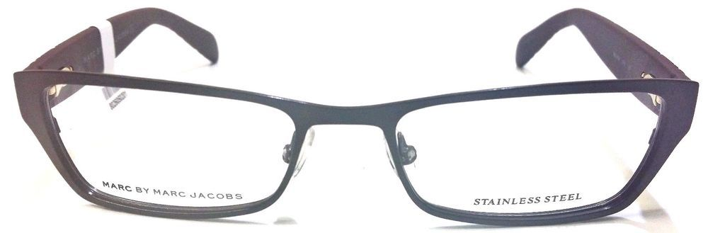 e9500e3c26 MARC By Marc Jacobs Women s Eyeglasses MMJ 554 YF8 Matte Burgundy NEW ONLY  ONE!!  MARCJACOBS