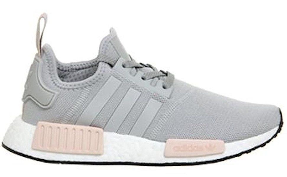 Adidas NMD R1 Womens Offspring By3058 Clear Onix Light Pink
