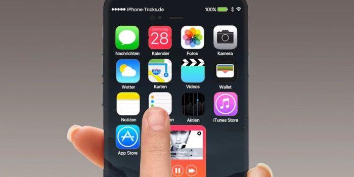 Iphone 7 Nuevo Diseño De Ios 10 Mejorado Iphone 7 Nuevo Iphone 7 Trucos Iphone