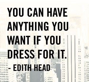 Diva style dress to impress quotes
