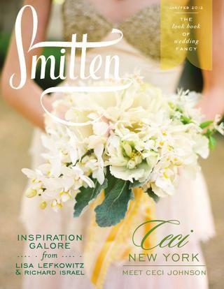Smitten {wedding ideas, jan/feb 2012}