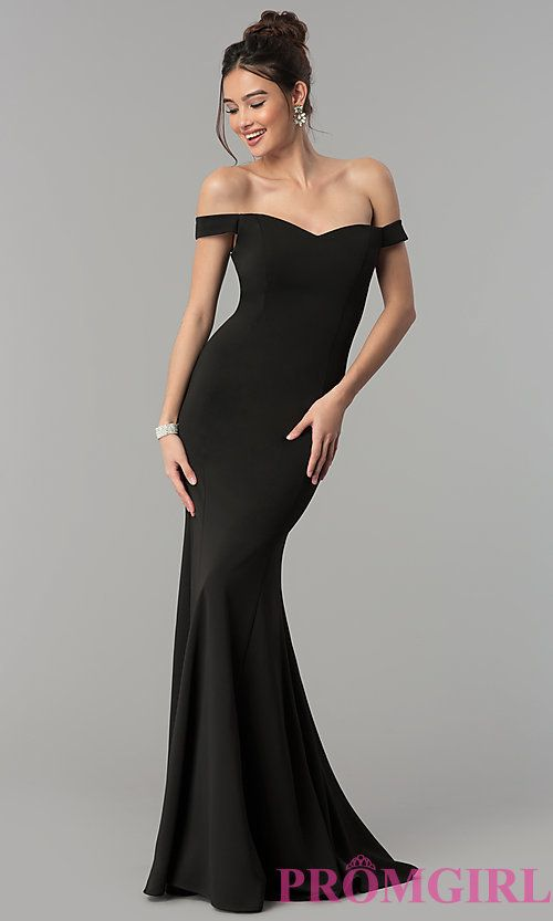 Long Mermaid OfftheShoulder Satin Prom Dress - Military ball dresses, Formal dresses, Prom dresses long, Simply dress, Ball dresses, Prom dresses yellow - Slip into this long satin prom dress and feel luxurious  The gleaming evening dress features a sleek princesscut that provides a long lean look and a shapely silhouette  Curvehugging and alluring this formal dress has a sweetheart neckline with arm straps draping offtheshoulders  A short dreamy train completes the look of the glamorous mermaid dress  The soft sheen of satin fused with a sultry offtheshoulder style makes for a perfect formal dress for prom 2020, an eyecatching gala dress or captivating pageant dress