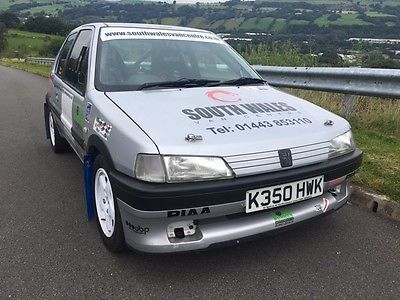 eBay: rally cars peugeot 106 MSA LOG BOOK .Reduced to sell , INC ...