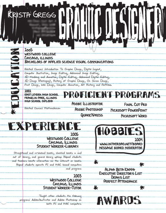 15 Creative \ Amazing Resume Styles Spot Cool Stuff Design - amazing resumes