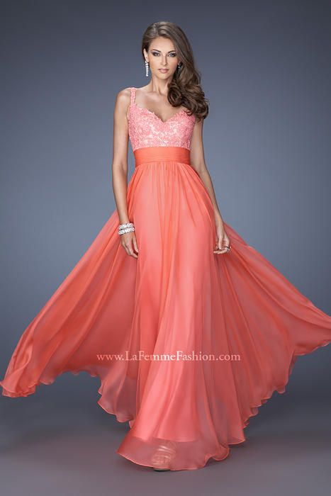 1dac465449 La Femme Prom Dresses La Femme 19882 La Femme Prom Bella Sposa Bridal