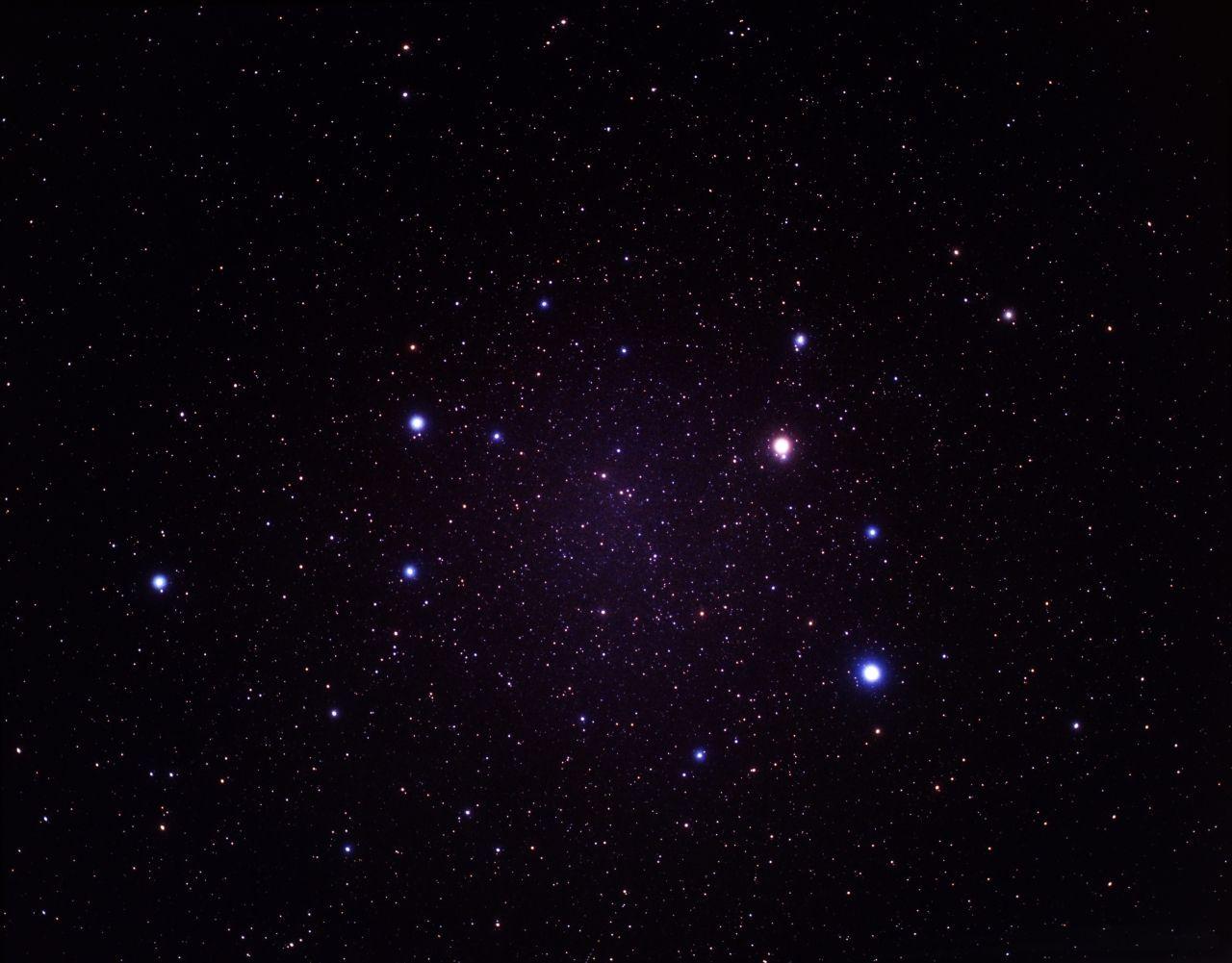 Созвездия льва на небе фото