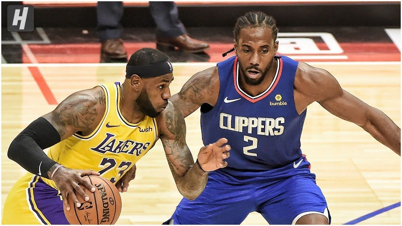 Los Angeles Lakers Vs Los Angeles Clippers Full Highlights October 2 Los Angeles Clippers Los Angeles Lakers Lakers Vs
