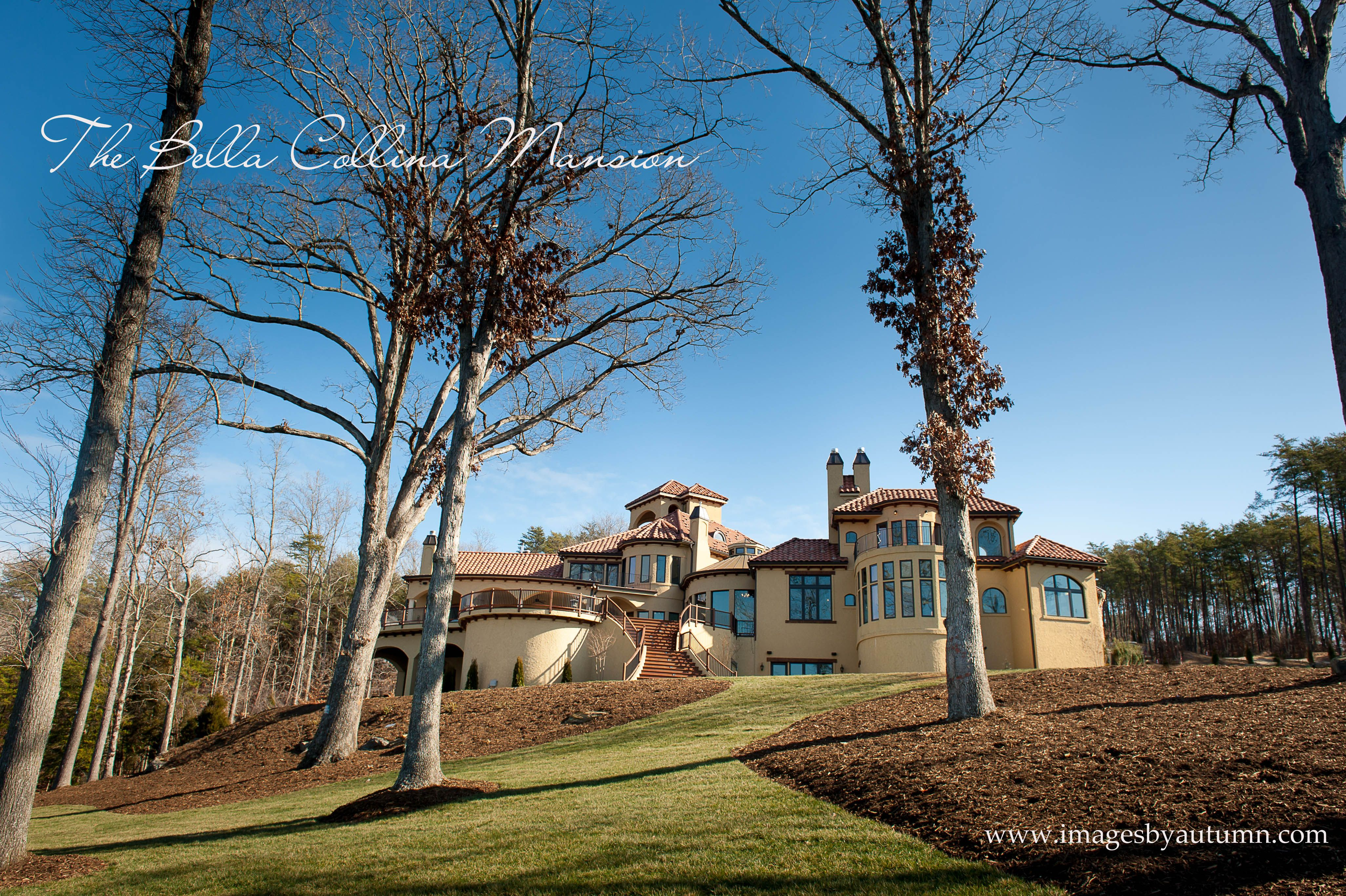 The Bella Collina Mansion Stokesdale, NC www ...   4105 x 2732 jpeg 2077kB