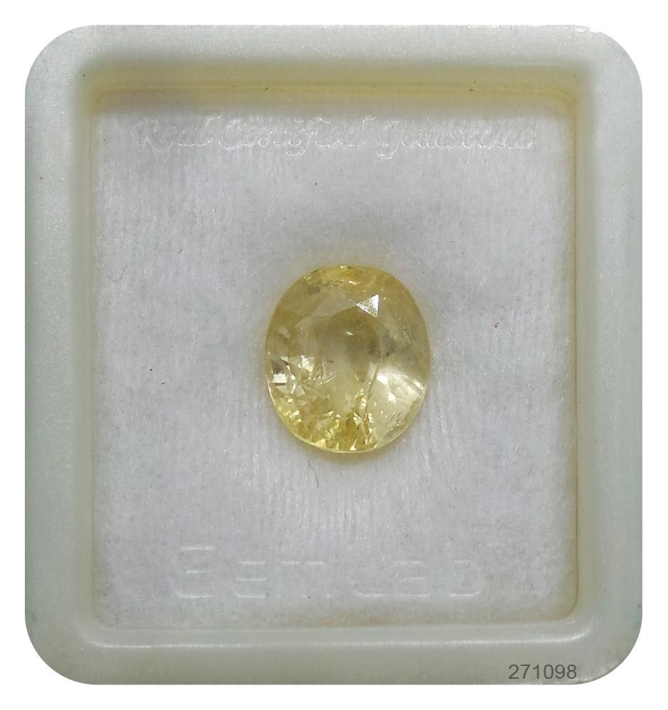 Yellow Sapphire Premium 12 7 6ct Sku 11271098 The Weight Of Yellow Sapphire Premium 12 Is About 7 6 Carats Color Yellow Sapphire Sapphire Sapphire Gemstone