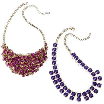 Necklace Collection - Assorted Styles from $29.99