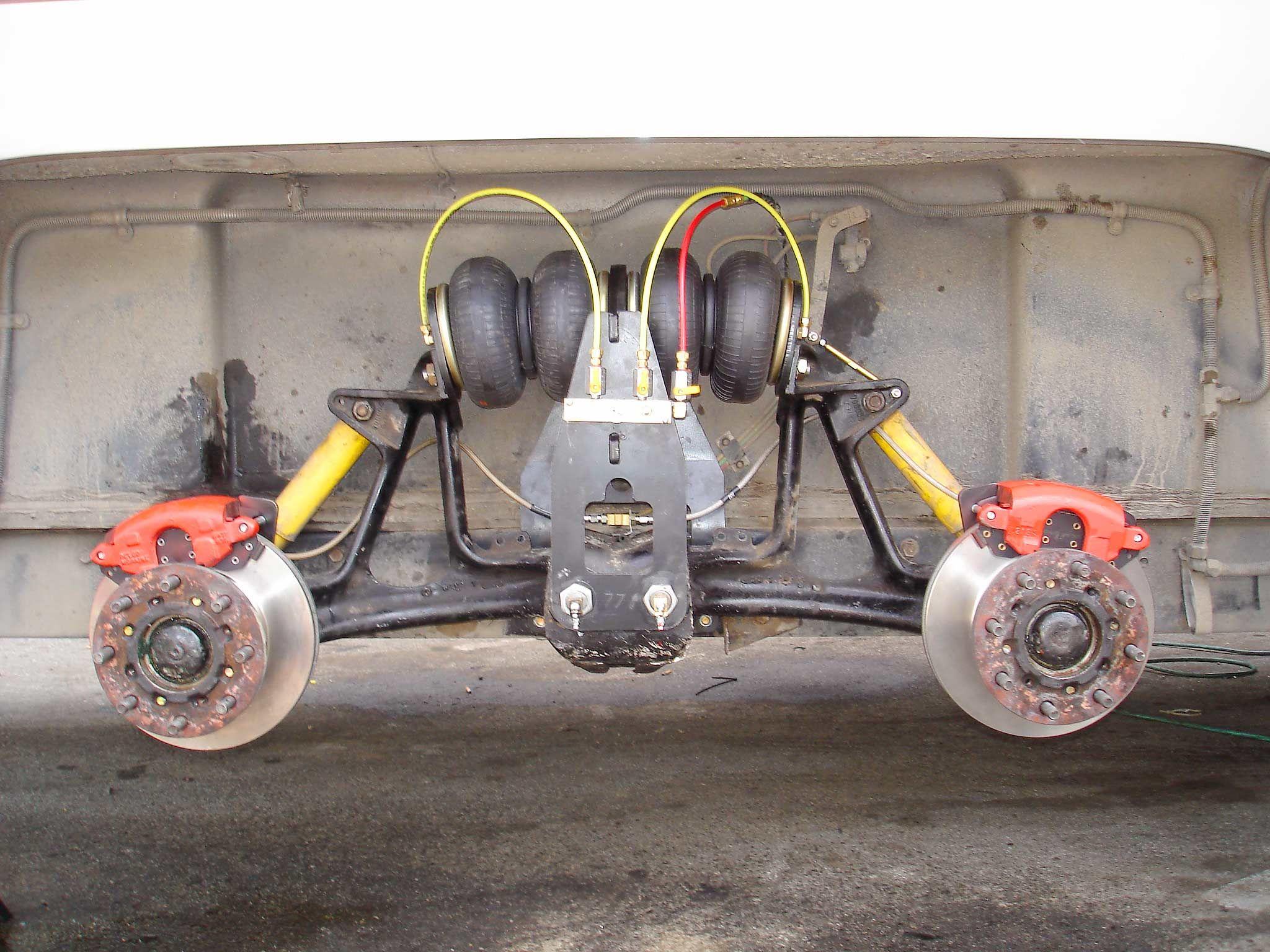 GMC motorhome suspension | GMC Motorhome Parts & Service