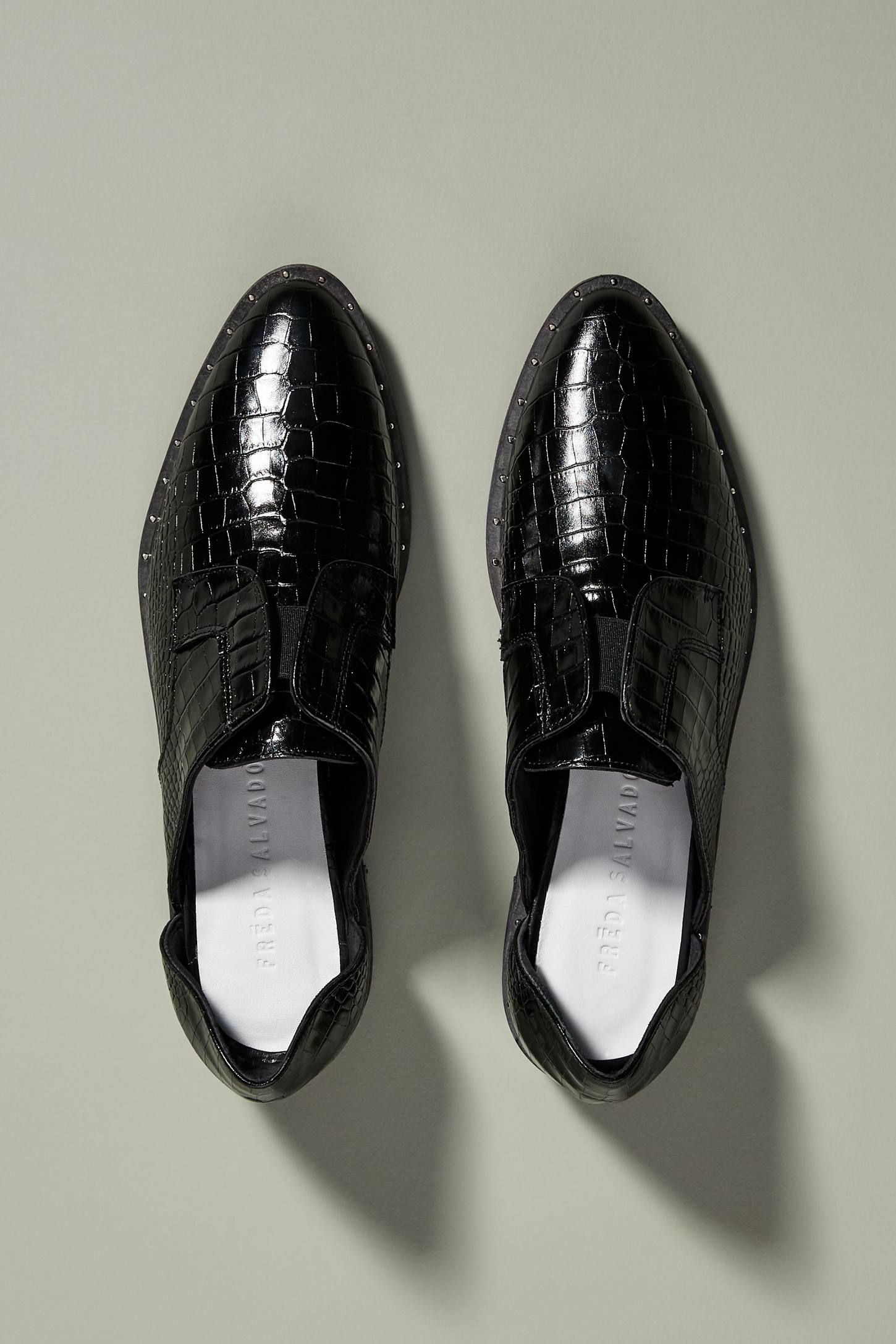 d7ebcf3c50c Freda Salvador Wear D Orsay Oxford Loafers in 2019