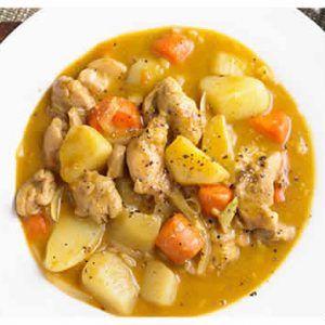 poulet pommes de terre carottes cookeo