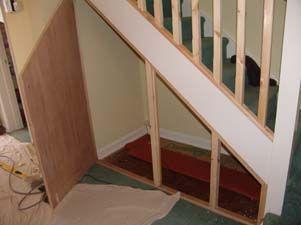 Cupboards Under Stairs Design & ideas for under the stairs   Cupboards Under Stairs Design   Space ...