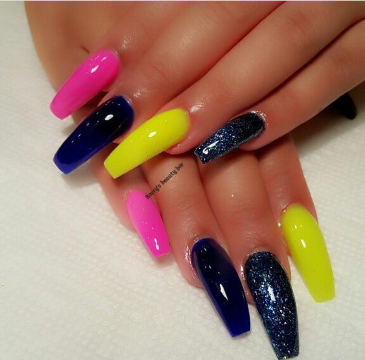 Pin by Heavenly Sweets on nails | Pinterest | Nail nail, Nail inspo ...
