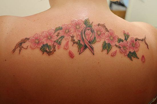 Pin On Breast Cancer Tattoos