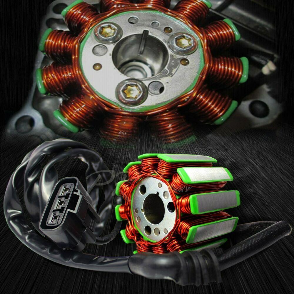 Advertisement eBay) eMUSA OE Stator Assy/Magneto Generator Coil for