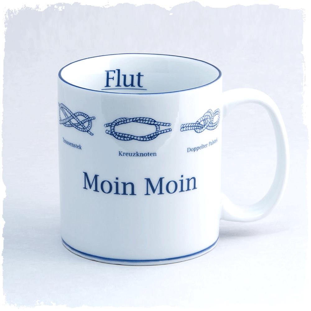 Moin Moin JUMBOBECHER 500 ml für den perfekten Start in den Tag  >>