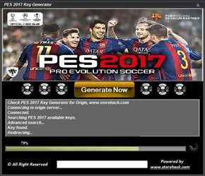 activation product key pes 2017 download
