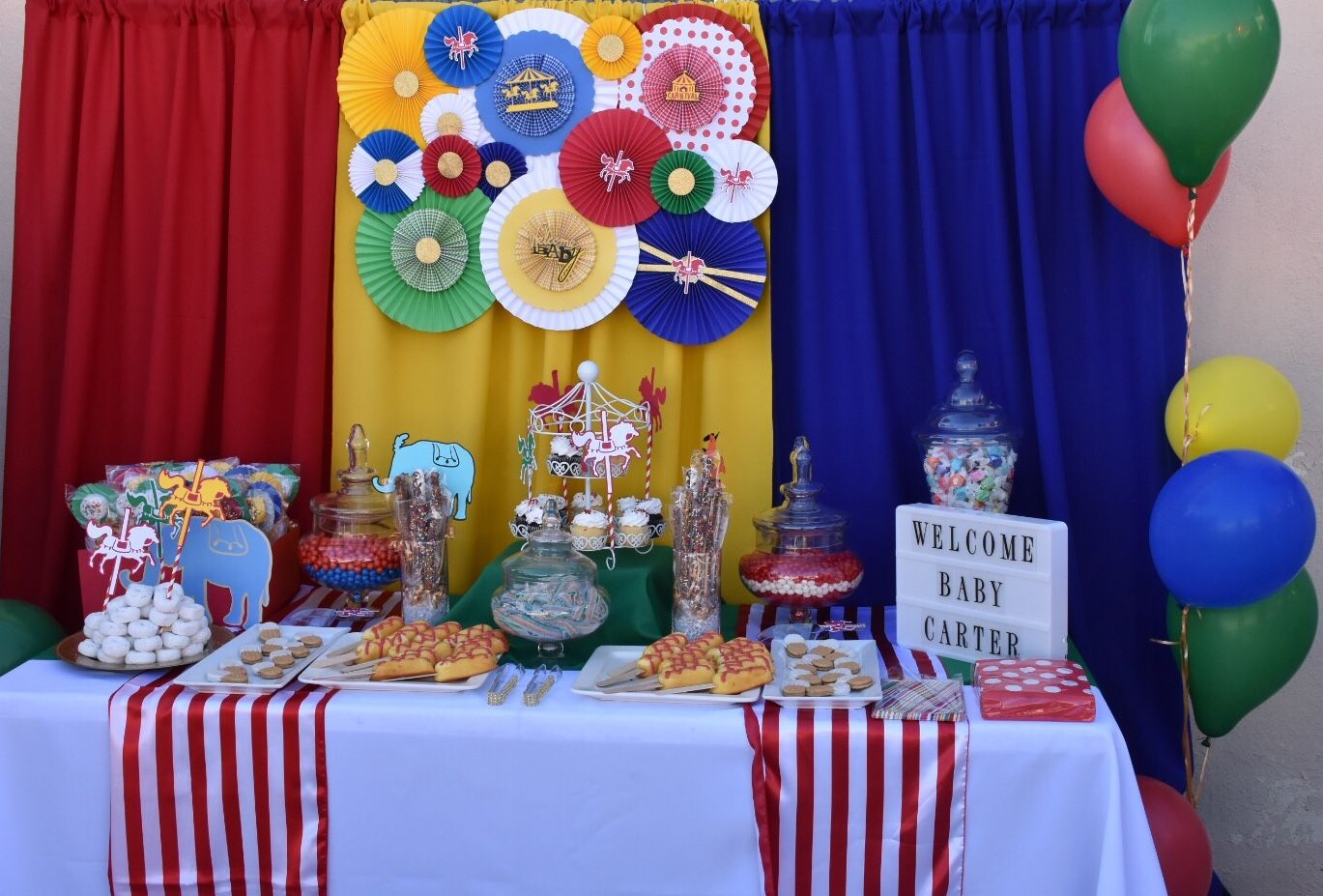 Carnival Theme With Images