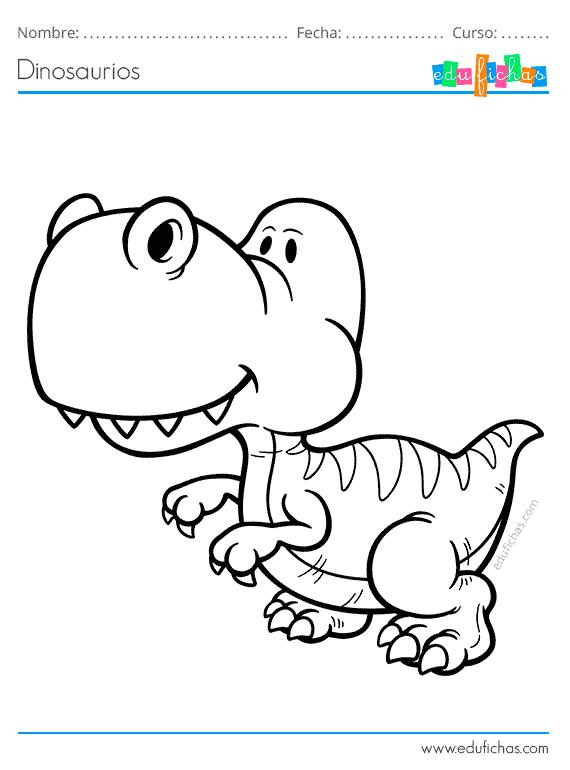Dinosaurios Para Colorear Libro De Colorear Gratis Imprimir Pdf Dinosaurios Para Pintar Libro De Dinosaurios Para Colorear Colorear Gratis