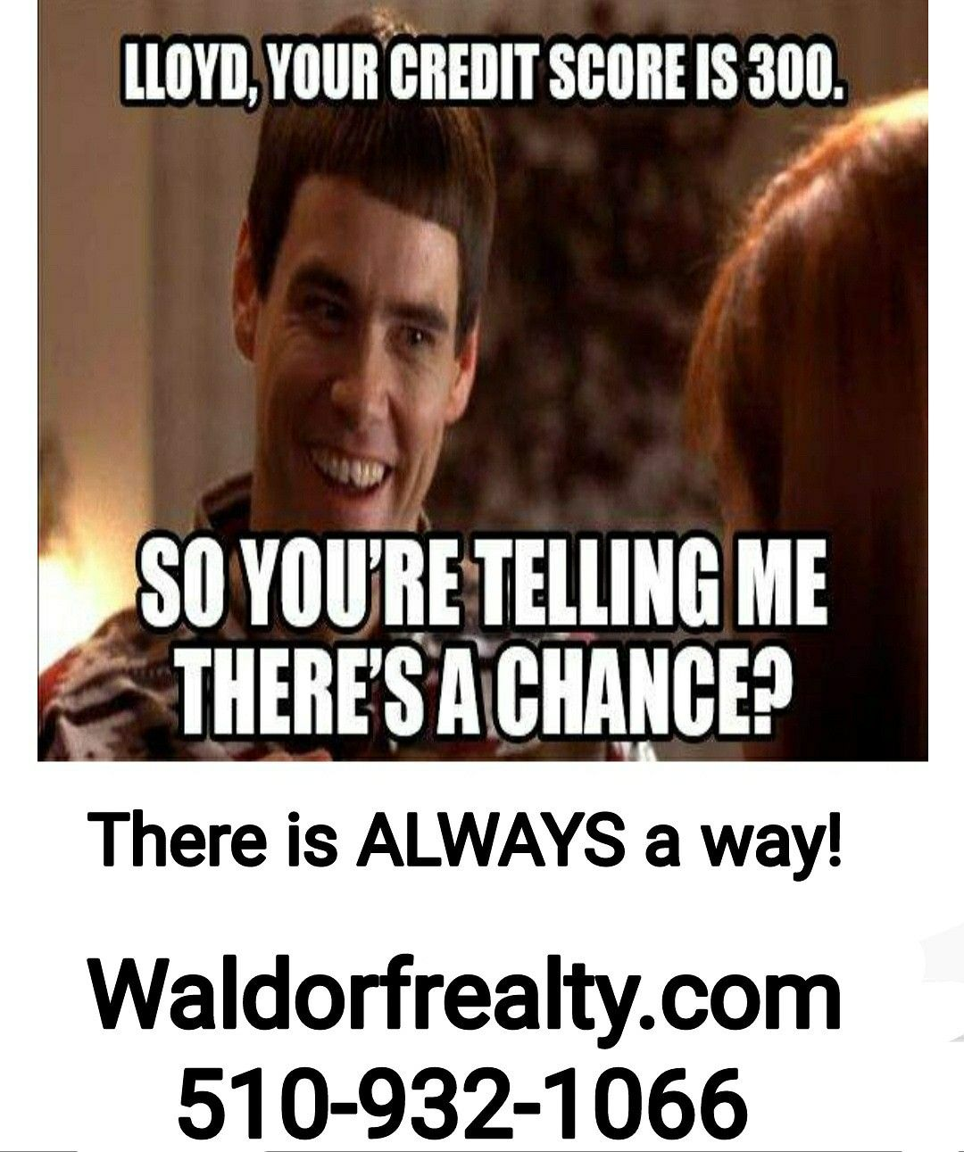 There is Always a Way!!  #realestatelife #bayarearealestate #bestrealtor #luxuryhomes #luxuryrealestate #cheaphomes #eastbayrealestate #foreclosure #california #sanfransisco