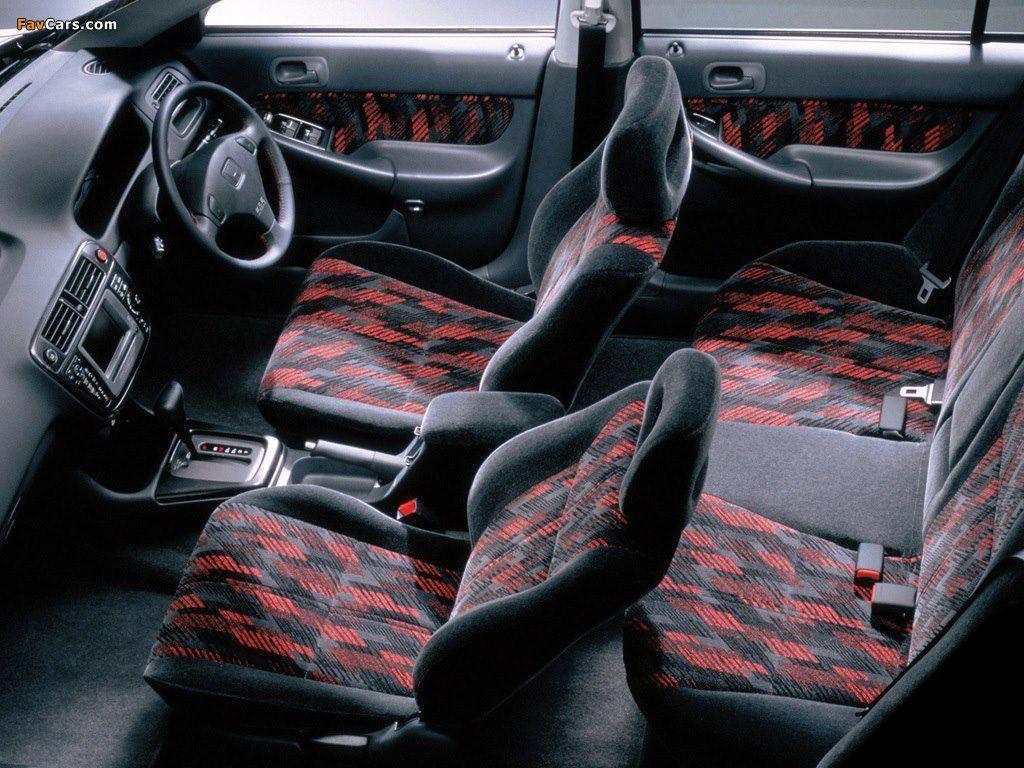 Very Nice Interior Honda Civic Honda Civic Sedan Honda Civic Vtec