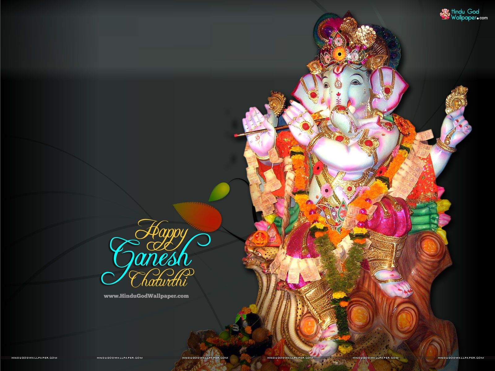 Happy Ganesh Chaturthi HD Wallpapers Free Download Photos Hd