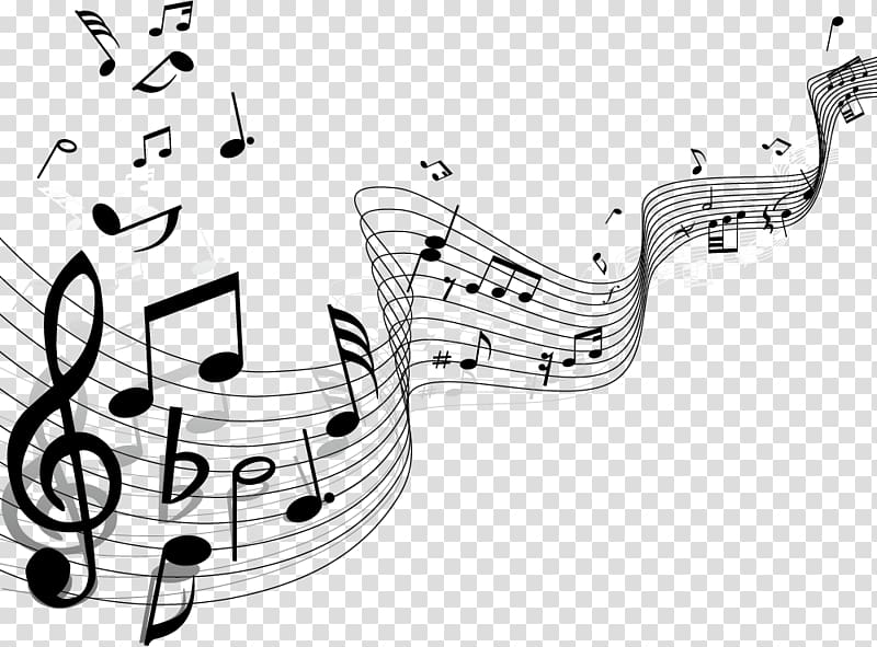 Musical Note Staff Notes Material Music Note Illustration Transparent Background Png Clipart Music Notes Art Music Notes Background Music Notes