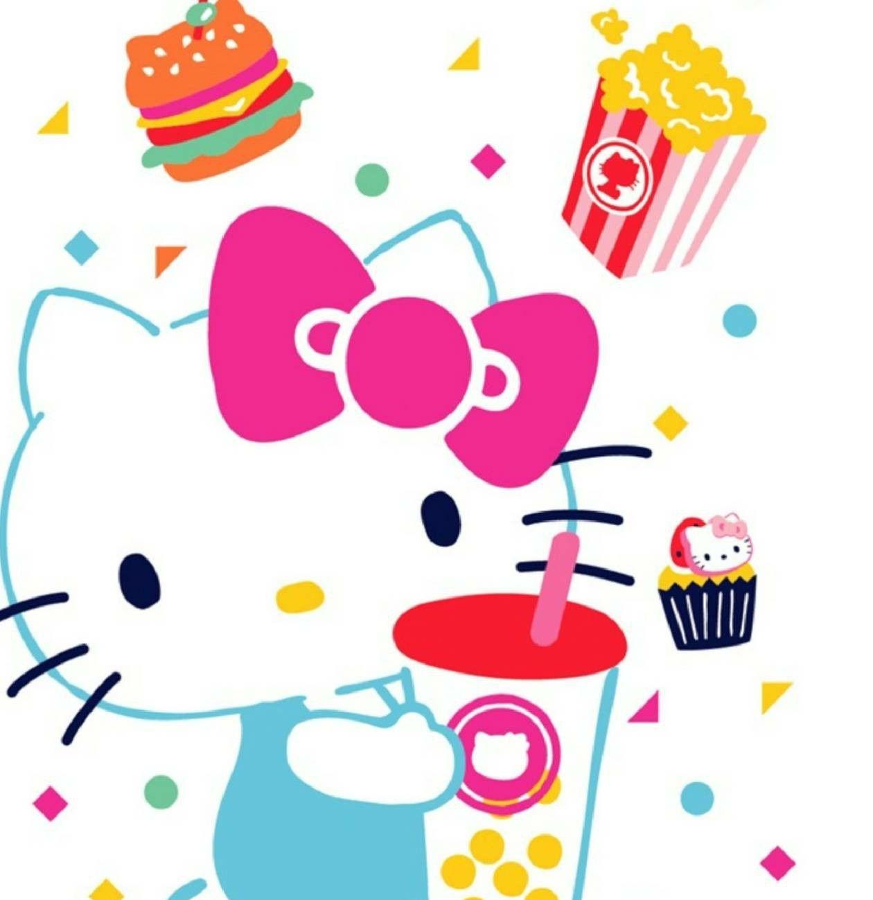 Hellokitty 45th Anniversary Hello Kitty Hello Kitty Kitty