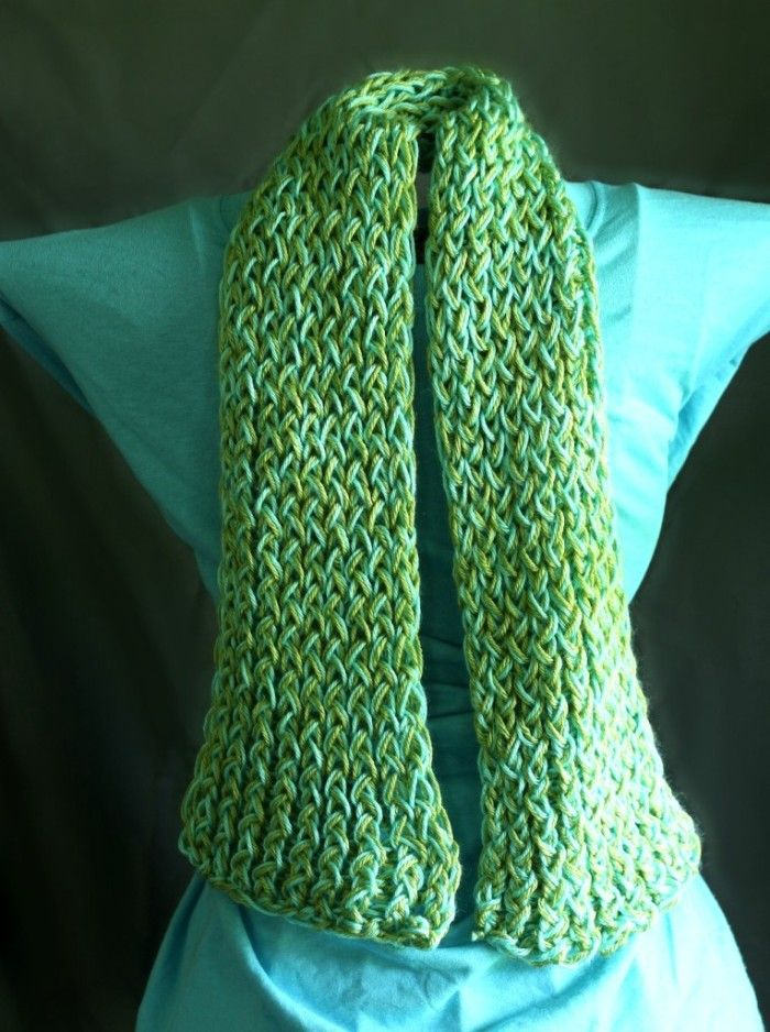 Easy Loom Scarf Diy Pinterest Loom Scarf Scarves And Easy