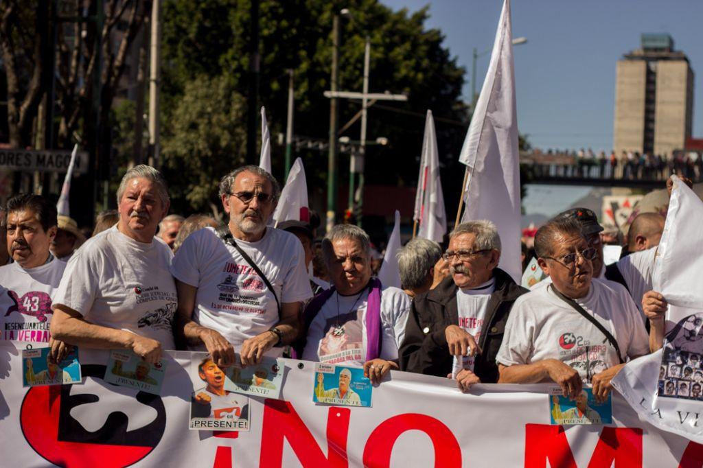 A 47 AÑOS DE LA MASACRE DEL 2 DE OCTUBRE EN TLATELOLCO, NO OLVIDAMOS, NO PERDONAMOS