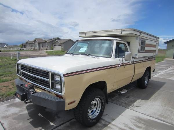 1979 Dodge Palomino Truck cars & trucks by owner