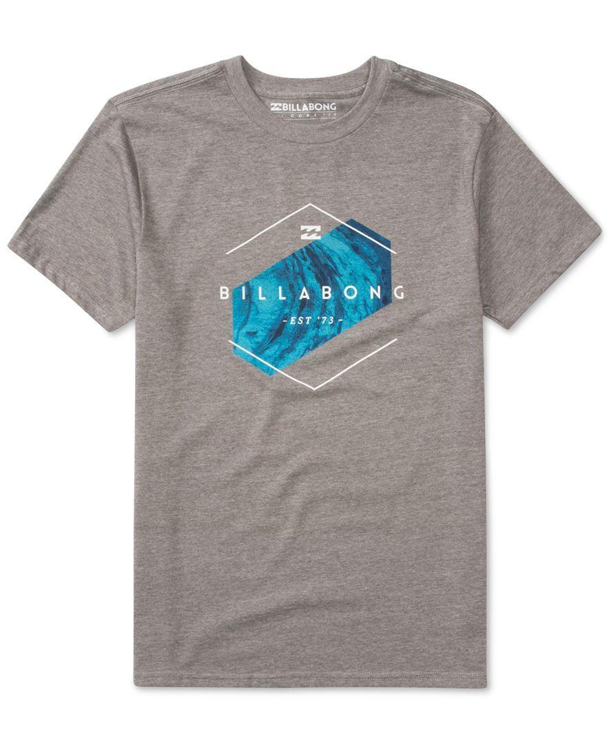 31f7b3422a4 Billabong Obstacle T-Shirt