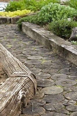 Photo of 10 Unique and Creative DIY Garden Path Ideas