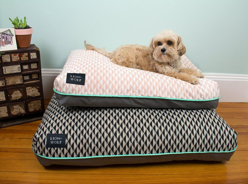Handcrafted Modern Dog Beds From Bricker Bark Wood Dog Bed
