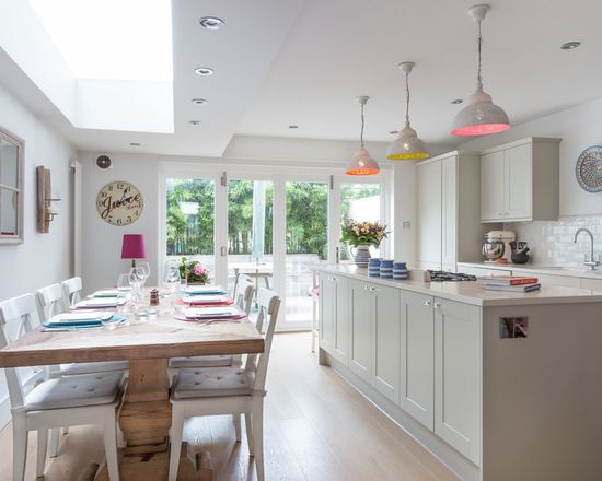 Best Farrow Ball Elephant's Breath Kitchen Family Rooms 400 x 300