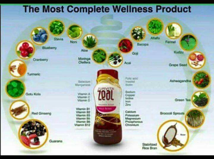 Complete Whole Food Nutrition Zeal Buy Zeal Online At Www
