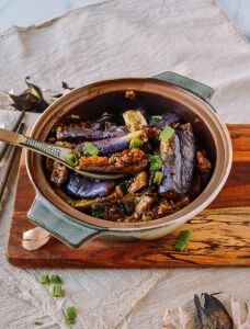 Cantonese eggplant casserole recipe chinese eggplant eggplants chinese eggplant casserole recipe by thewoksoflife forumfinder Gallery