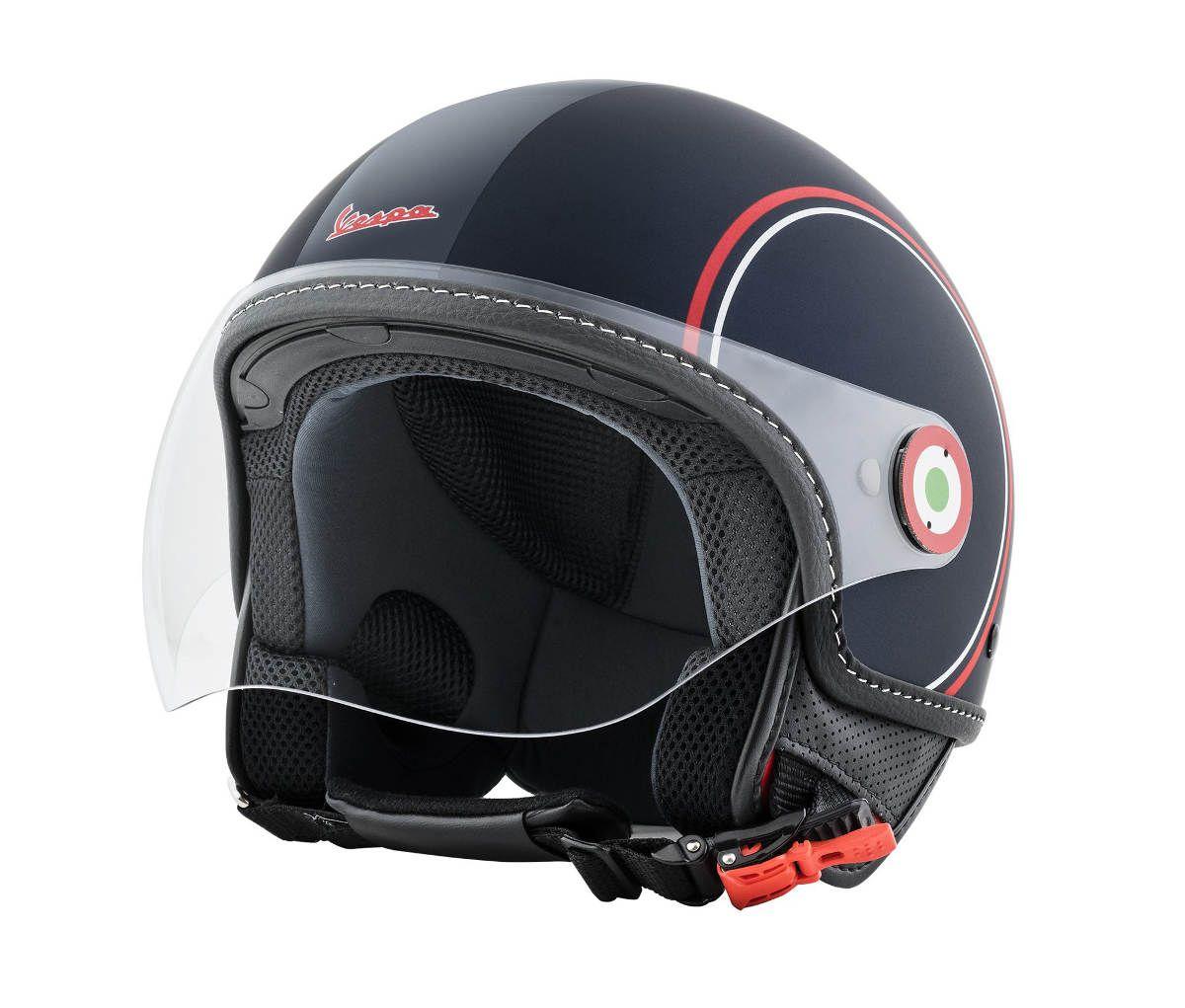 2018 Open-Face Vespa Modernist Helmet Released  eab8c1ceb9d2