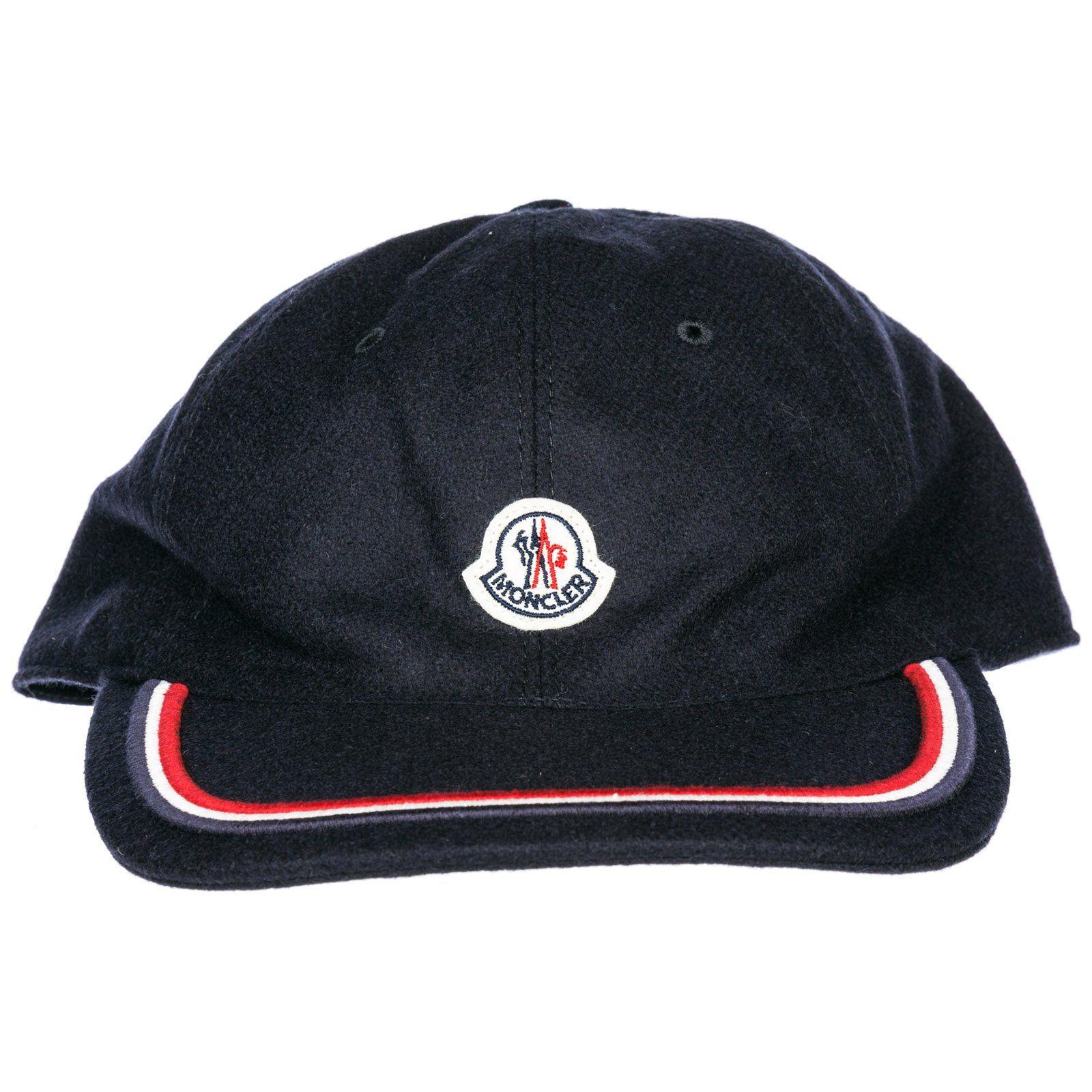 MONCLER MONCLER PATCH BASEBALL CAP.  moncler  9a41de95b334